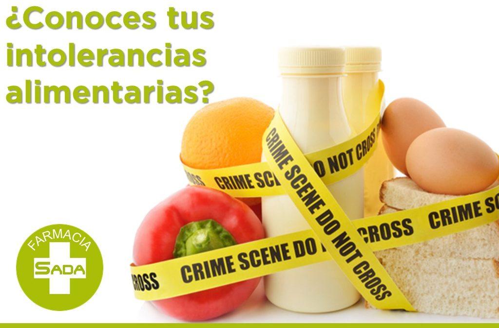 ¿Conoces tus intolerancias alimentarias?