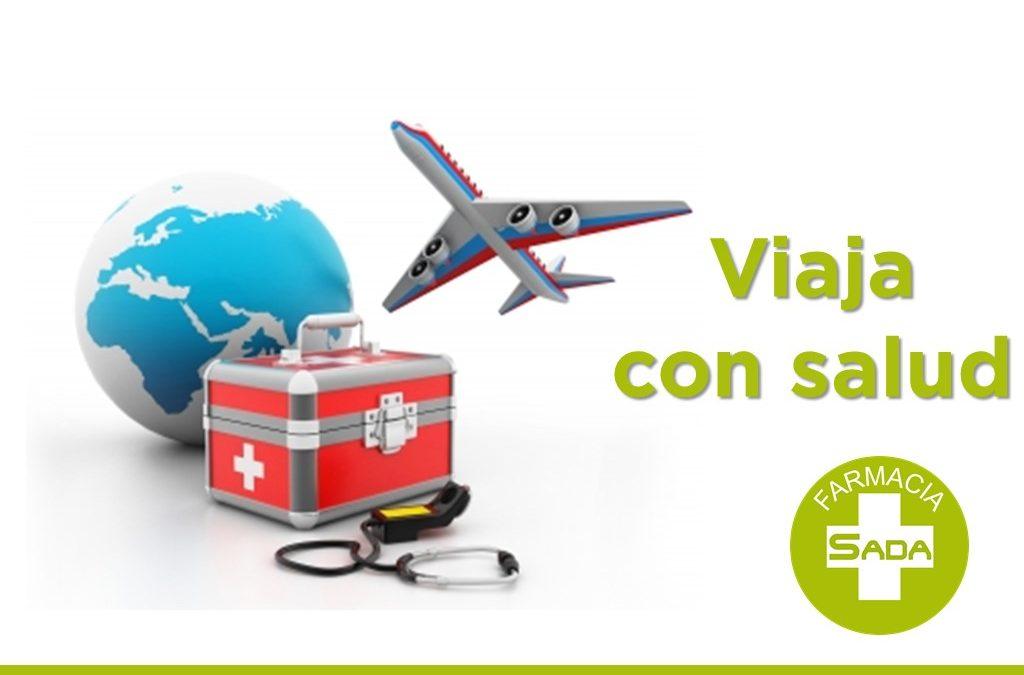 Viaja con salud