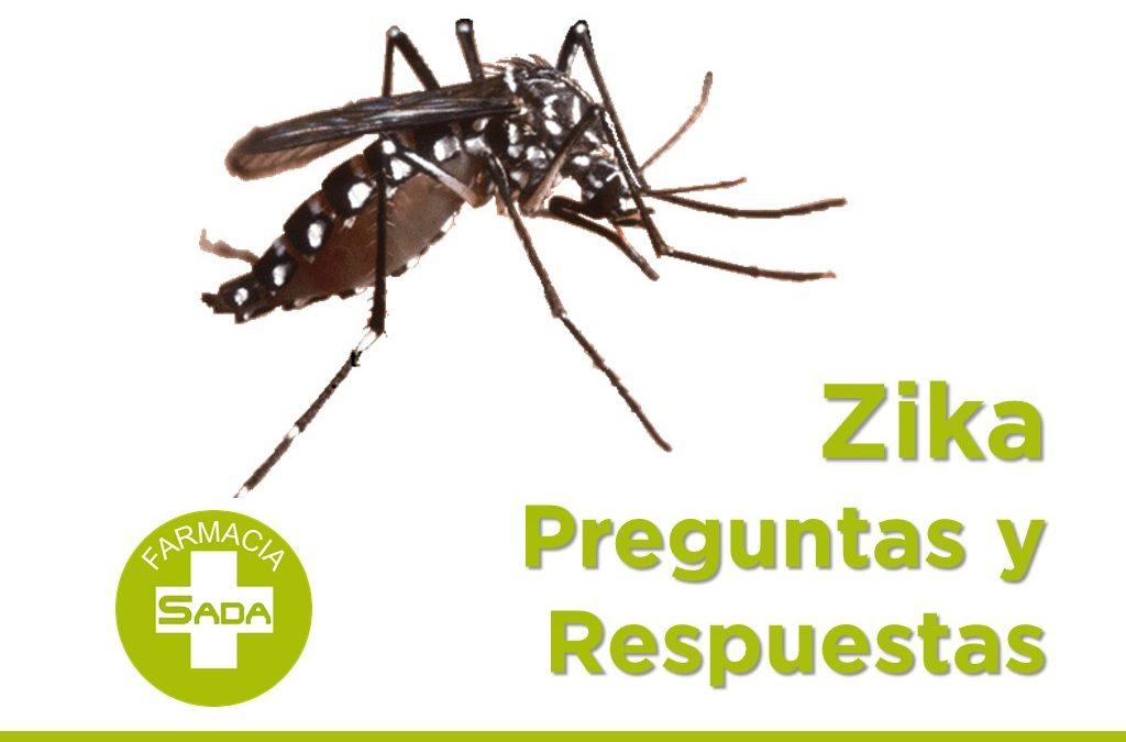 Zika Virus: Preguntas y Respuestas