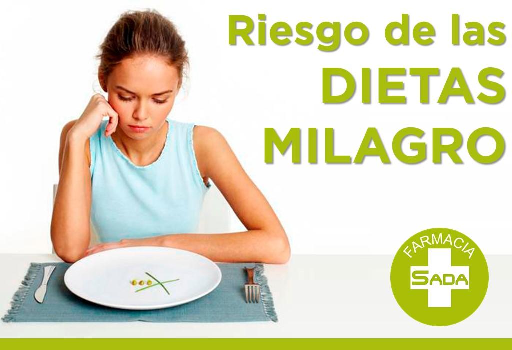 Riesgo de las Dietas Milagro