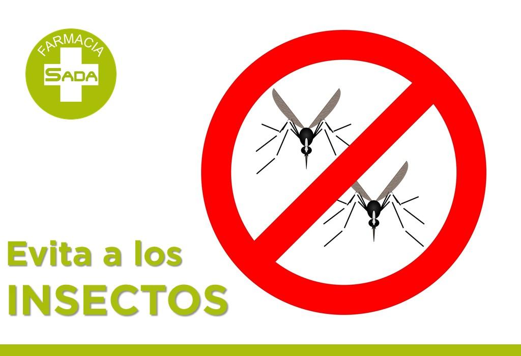 Consejos para evitar una molesta picadura de insectos
