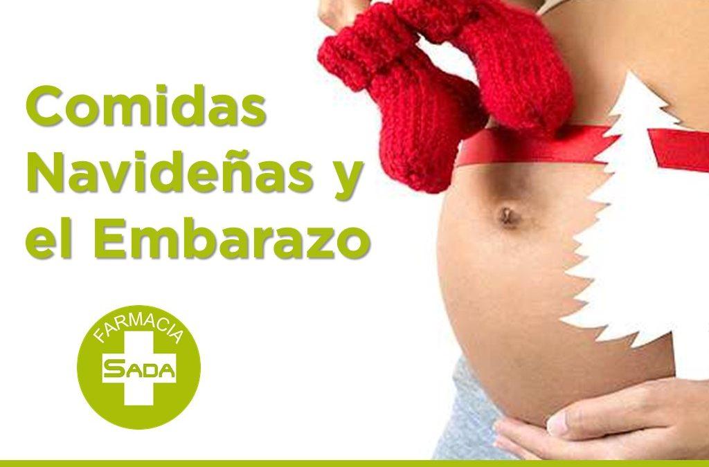 Comidas Navideñas y el Embarazo