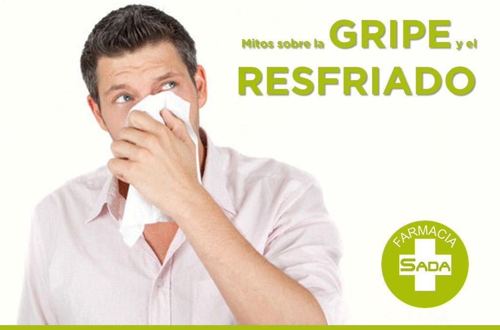 Mitos sobre la GRIPE y el RESFRIADO