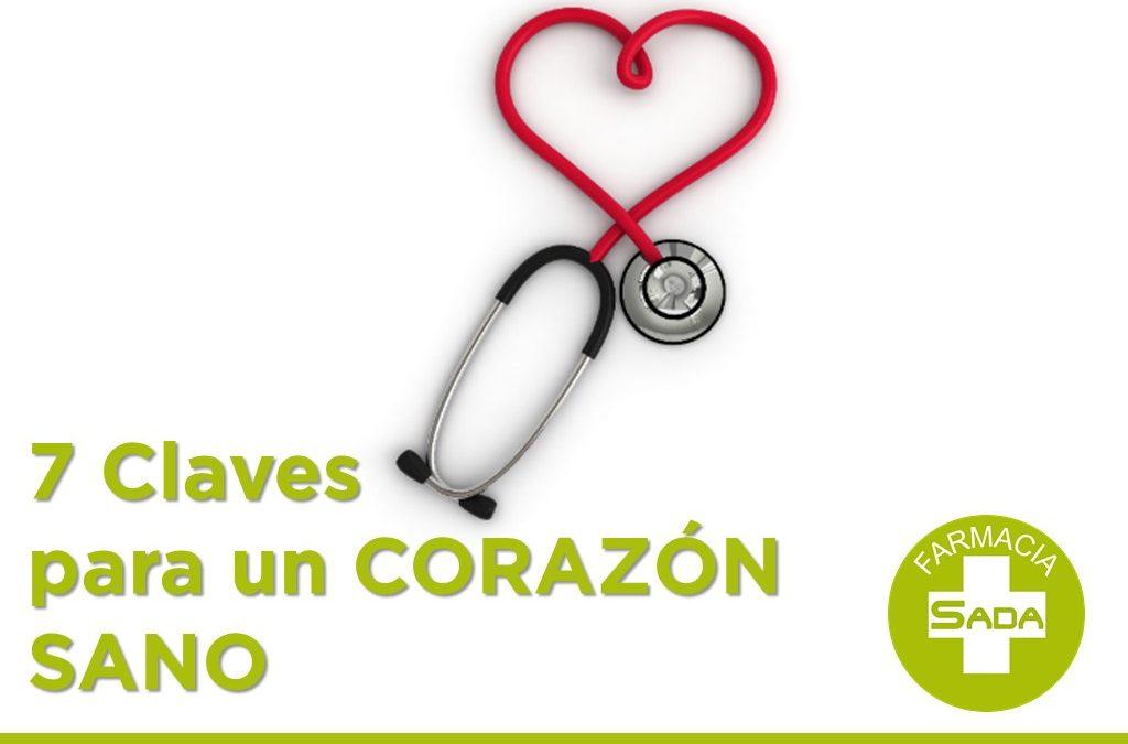 7 claves para un corazón sano