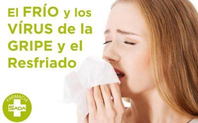 ¿Cuál es la relación entre el Frío y los Virus de la Gripe y el Resfriado?