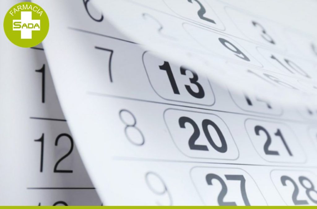 Calendario Vacunas 2020