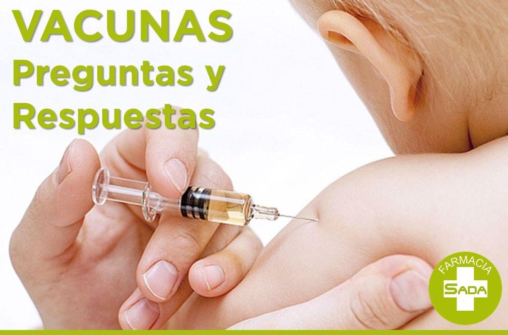 Vacunas Preguntas Respuestas