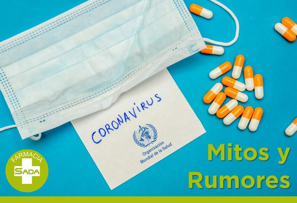 Coronavirus – Mitos y Rumores