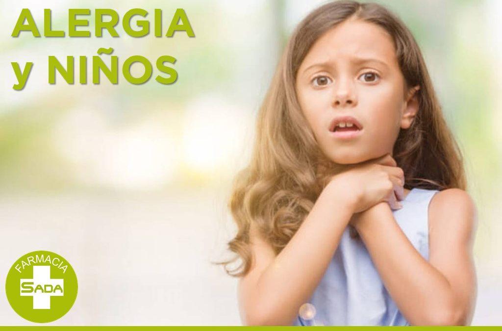 Alergia y Niños