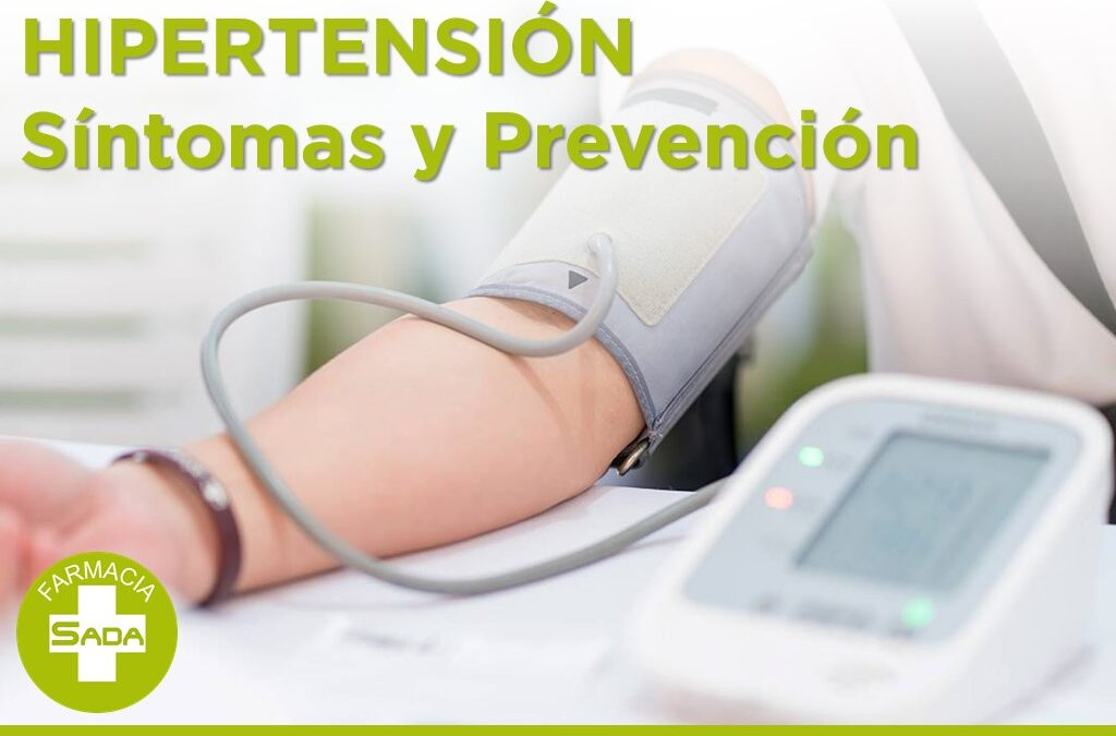 Hipertensión Síntomas y Prevención